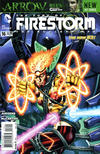 Cover for Fury of the Firestorms: The Nuclear Men (DC, 2011 series) #16
