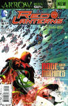 Cover for Red Lanterns (DC, 2011 series) #16