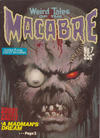 Cover for Weird Tales of the Macabre (Gredown, 1977 series) #7