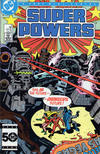 Cover for Super Powers (DC, 1985 series) #5 [Direct-Sales Variant]
