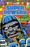 Cover for Super Powers (DC, 1985 series) #1 [Direct-Sales Variant]