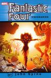 Cover for Fantastic Four Visionaries: John Byrne (Marvel, 2001 series) #7