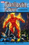 Cover for Fantastic Four Visionaries: John Byrne (Marvel, 2001 series) #8