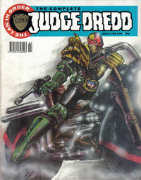 Cover Thumbnail for The Complete Judge Dredd (Fleetway Publications, 1992 series) #1
