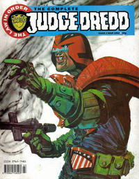 Cover Thumbnail for The Complete Judge Dredd (Fleetway Publications, 1992 series) #2