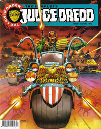 Cover Thumbnail for The Complete Judge Dredd (Fleetway Publications, 1992 series) #6