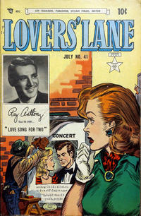 Cover Thumbnail for Lovers' Lane (Lev Gleason, 1949 series) #41