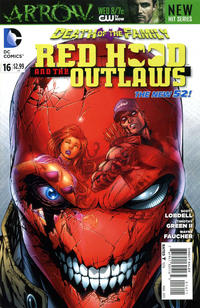Cover Thumbnail for Red Hood and the Outlaws (DC, 2011 series) #16