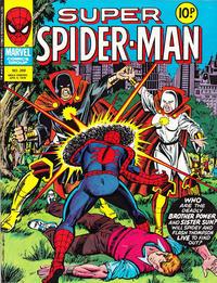 Cover Thumbnail for Super Spider-Man (Marvel UK, 1976 series) #269