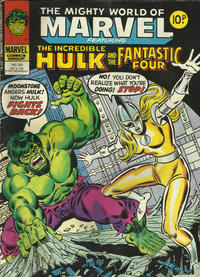 Cover Thumbnail for The Mighty World of Marvel (Marvel UK, 1972 series) #323