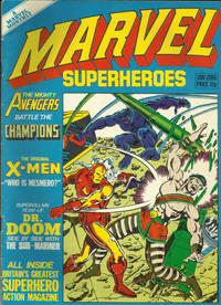 Cover Thumbnail for Marvel Superheroes [Marvel Super-Heroes] (Marvel UK, 1979 series) #357