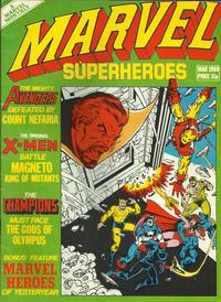 Cover Thumbnail for Marvel Superheroes [Marvel Super-Heroes] (Marvel UK, 1979 series) #359