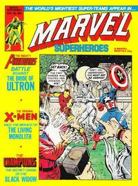 Cover Thumbnail for Marvel Superheroes [Marvel Super-Heroes] (Marvel UK, 1979 series) #364
