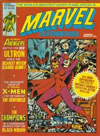 Cover Thumbnail for Marvel Superheroes [Marvel Super-Heroes] (Marvel UK, 1979 series) #365