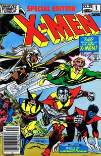 Cover Thumbnail for Special Edition X-Men (Marvel, 1983 series) #1 [Canadian]