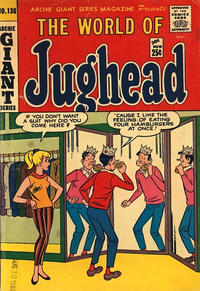 Cover Thumbnail for Archie Giant Series Magazine (Archie, 1954 series) #136 [Canadian]