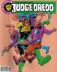 Cover Thumbnail for The Complete Judge Dredd (Fleetway Publications, 1992 series) #7