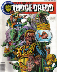 Cover Thumbnail for The Complete Judge Dredd (Fleetway Publications, 1992 series) #8