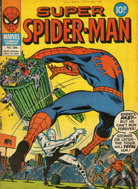 Cover Thumbnail for Super Spider-Man (Marvel UK, 1976 series) #266
