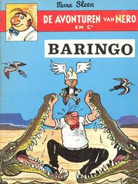 Cover Thumbnail for Nero (Standaard Uitgeverij, 1965 series) #13 - Baringo