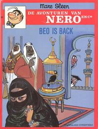 Cover Thumbnail for Nero (Standaard Uitgeverij, 1965 series) #109