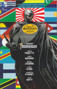 Cover Thumbnail for Batman, Incorporated (DC, 2012 series)