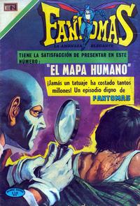 Cover Thumbnail for Fantomas (Editorial Novaro, 1969 series) #68