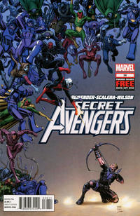 Cover Thumbnail for Secret Avengers (Marvel, 2010 series) #36