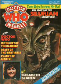 Cover Thumbnail for Doctor Who Weekly (Marvel UK, 1979 series) #11