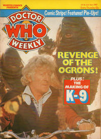 Cover Thumbnail for Doctor Who Weekly (Marvel UK, 1979 series) #14