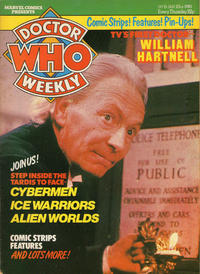 Cover Thumbnail for Doctor Who Weekly (Marvel UK, 1979 series) #15