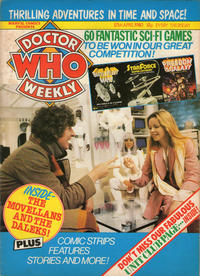 Cover Thumbnail for Doctor Who Weekly (Marvel UK, 1979 series) #28