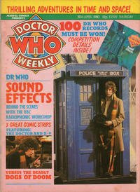 Cover Thumbnail for Doctor Who Weekly (Marvel UK, 1979 series) #29