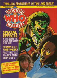 Cover Thumbnail for Doctor Who Weekly (Marvel UK, 1979 series) #30