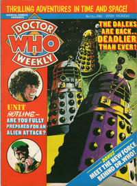 Cover Thumbnail for Doctor Who Weekly (Marvel UK, 1979 series) #31