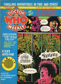 Cover Thumbnail for Doctor Who Weekly (Marvel UK, 1979 series) #32