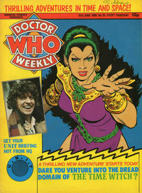 Cover Thumbnail for Doctor Who Weekly (Marvel UK, 1979 series) #35