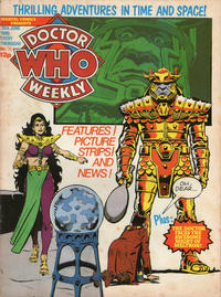 Cover Thumbnail for Doctor Who Weekly (Marvel UK, 1979 series) #36