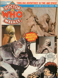 Cover Thumbnail for Doctor Who Weekly (Marvel UK, 1979 series) #37