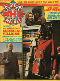 Cover Thumbnail for Doctor Who Weekly (Marvel UK, 1979 series) #38