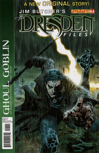Cover Thumbnail for Jim Butcher's The Dresden Files: Ghoul Goblin (Dynamite Entertainment, 2013 series) #1