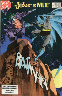 Cover Thumbnail for Batman (DC, 1940 series) #366 [Direct]