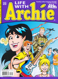 Cover Thumbnail for Life with Archie (Archie, 2010 series) #23