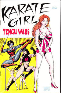 Cover Thumbnail for Karate Girl: Tengu Wars (Fantagraphics, 1995 ? series) #2