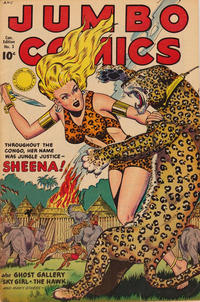 Cover Thumbnail for Jumbo Comics (Publications Services Limited, 1949 series) #3