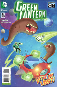 Cover Thumbnail for Green Lantern: The Animated Series (DC, 2012 series) #10