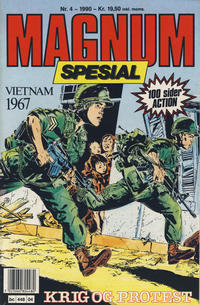 Cover Thumbnail for Magnum Spesial (Bladkompaniet / Schibsted, 1988 series) #4/1990