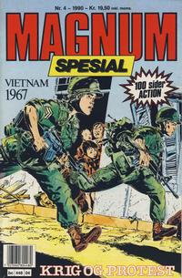 Cover Thumbnail for Magnum Spesial (Bladkompaniet / Schibsted, 1988 series) #4/1990