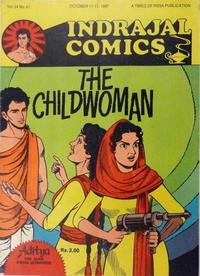 Cover Thumbnail for Indrajal Comics (Bennet, Coleman & Co., 1964 series) #v24#41 [693]