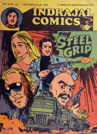 Cover Thumbnail for Indrajal Comics (Bennet, Coleman & Co., 1964 series) #v22#42 [585]